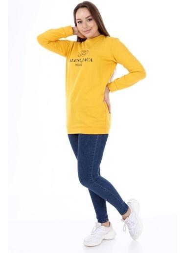 Rodi Jeans Sweatshirt Sarı